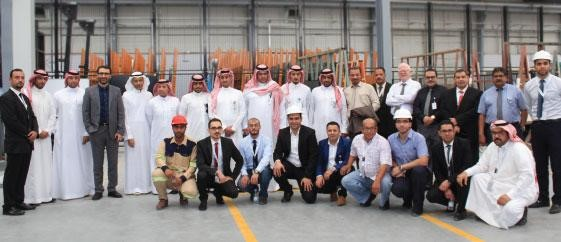Opening Ceremony – Al Andalus Glass